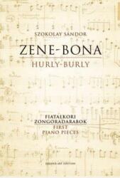 Zene-Bona - kotta (ISBN: 9790801670212)