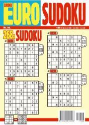 EURO Sudoku 2017/6 ### (ISBN: 9772064616763)