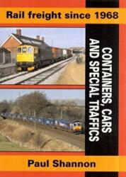 Rail Freight Since 1968 - Paul Shannon (2010)