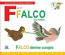 F de la Falco, vulturul (ISBN: 9786066835596)