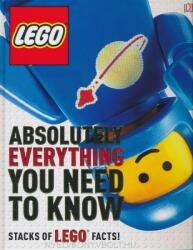 LEGO Absolutely Everything You Need to Know (ISBN: 9780241232408)