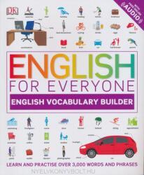 English for Everyone - English Vocabulary Builder (ISBN: 9780241299876)
