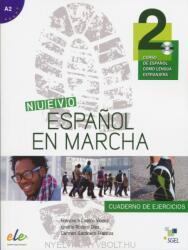 Nuevo Espanol en Marcha 2 : Exercises Book + CD - Castro Viudez Francisca (ISBN: 9788497783798)