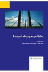 EURÓPAI KÖZJOG ÉS POLITIKA (ISBN: 9789632956848)