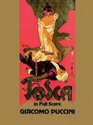 Tosca in Full Score (ISBN: 9780486269375)