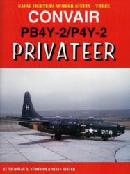 Convair Pb4y-2/P4y-2 Privateer (ISBN: 9780984611461)