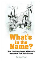What's In The Name? How The Streets And Villages In Singapore Got Their Names (ISBN: 9789813221390)