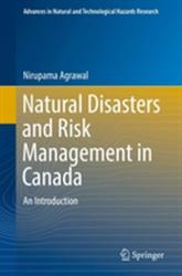 Natural Disasters and Risk Management in Canada - Agrawal (ISBN: 9789402412819)