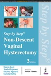 Step by Step: Non-Descent Vaginal Hysterectomy (ISBN: 9789352701759)