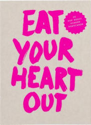 Eat Your Heart Our Postcard Block (ISBN: 9789063695088)