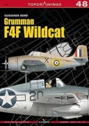 Grumman F4F Wildcat (ISBN: 9788365437631)