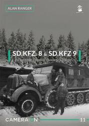 SD. Kfz. 8 & SD. Kfz. 9 Schwerer Zugkraftwagen (12t & 18t) - Alan Ranger (ISBN: 9788365281883)