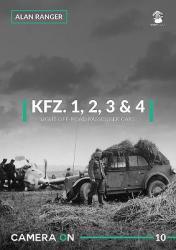 Kfz. 1, 2, 3 & 4 - Light Off-Road Passenger Cars (ISBN: 9788365281876)