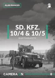 Sd. Kfz 10/4 & 10/5 Selbstfahrlafette (ISBN: 9788365281852)