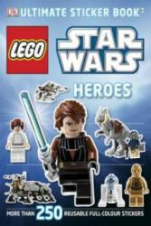 LEGO (R) Star Wars Heroes Ultimate Sticker Book - DK (2011)
