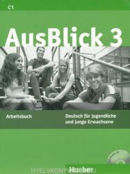 AusBlick 03. Arbeitsbuch mit eingelegter Audio-CD (ISBN: 9783190118625)