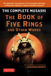 Miyamoto Musashi's Book of Five Rings (ISBN: 9784805314760)