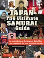 Japan The Ultimate Samurai Guide (ISBN: 9784805313756)