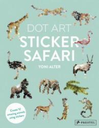 Dot Art Sticker Safari (ISBN: 9783791384078)