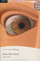 Brave New World with MP3 Audio CD - Penguin Readers Level 6 (ISBN: 9781408274354)