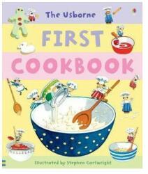 First Cookbook - Fiona Watt (ISBN: 9780746078716)