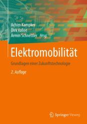 Elektromobilitt (ISBN: 9783662531365)