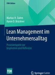 Lean Management im Unternehmensalltag (ISBN: 9783658168148)