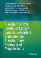 Aleocharine Rove Beetles of Eastern Canada (ISBN: 9783319773438)