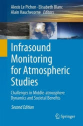 Infrasound Monitoring for Atmospheric Studies: Challenges in Middle Atmosphere Dynamics and Societal Benefits (ISBN: 9783319751382)