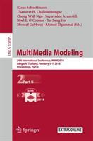 MultiMedia Modeling (ISBN: 9783319735993)