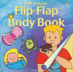 Flip-flap body book (ISBN: 9780746033623)
