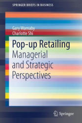 Pop-up Retailing - Managerial and Strategic Perspectives (ISBN: 9783319713731)
