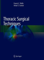 Thoracic Surgical Techniques - Francis C. Wells, Aman S. Coonar (ISBN: 9783319662688)