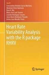 Heart Rate Variability Analysis with the R package RHRV (ISBN: 9783319653549)