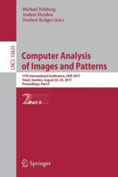 Computer Analysis of Images and Patterns (ISBN: 9783319646978)