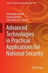 Advanced Technologies in Practical Applications for National Security (ISBN: 9783319646732)