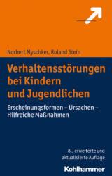 Verhaltensstrungen bei Kindern und Jugendlichen (ISBN: 9783170329669)