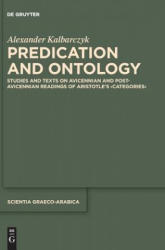 Predication and Ontology (ISBN: 9783110584738)