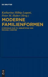 Moderne Familienformen (ISBN: 9783110551778)