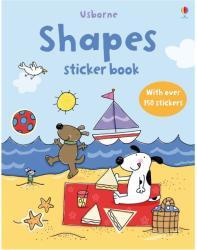 Shapes sticker book (ISBN: 9780746099148)