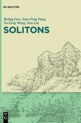 Solitons (ISBN: 9783110549249)