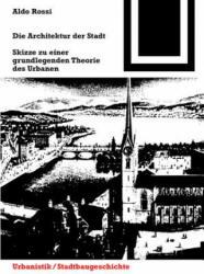 Die Architektur der Stadt (ISBN: 9783035600445)