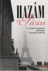 Hazám és Párizs (ISBN: 9789636624873)