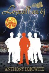Leszáll az éj (ISBN: 9789633240458)