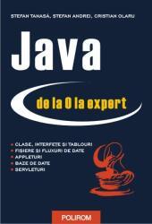 Java de la 0 la expert (ISBN: 9789734624058)