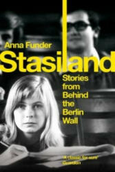 Stasiland - Stories from Behind the Berlin Wall (ISBN: 9781847083357)