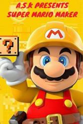 Super Mario Maker (Super Mario DS 3D): New Nintendo 3ds Mario Game - A S K (ISBN: 9781984199171)