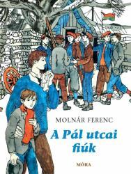 A Pál utcai fiúk (ISBN: 9789634158851)