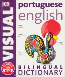 DK Portuguese English Bilingual Visual Dictionary + audio app (ISBN: 9780241317570)