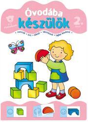 Óvodába készülök 2. rész (ISBN: 9786155634468)